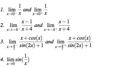 $lim_(x->0)(1/x-1/(e^x-1))$ - Matematicamente