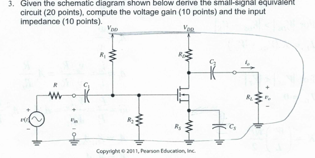 Wondrous Solved Given The Schematic Diagram Shown Below Derive The Wiring Digital Resources Antuskbiperorg
