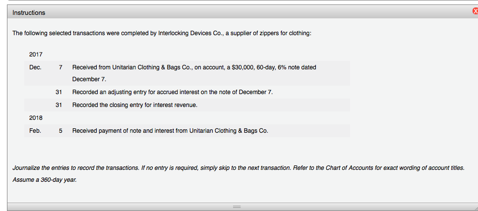 Solved Instructions The Following Selected Transactions W