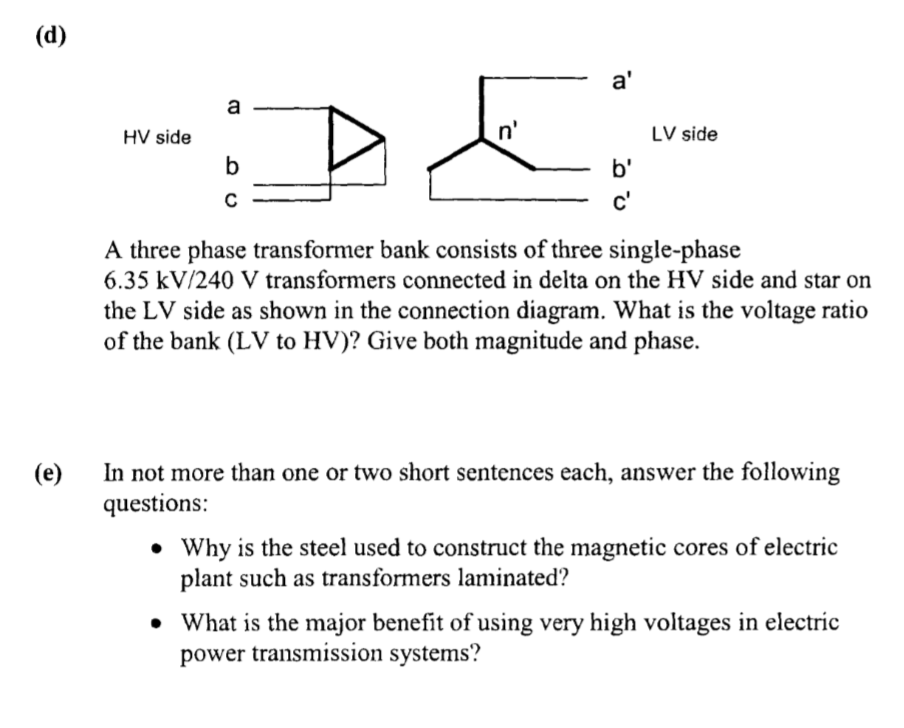 Why Transformer Cores Are Laminated Why We Can T Use Upper