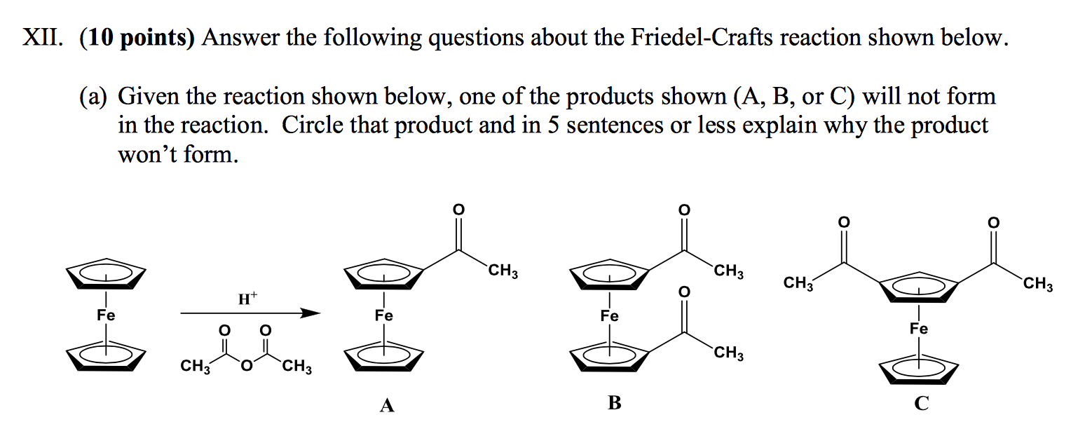 bromobenzophenone by the friedel-craft reactio essay Full-text paper (pdf): reactivity-selectivity study of the friedel-crafts acetylation of 3,3' -dimethylbiphenyl and the oxidation of the acetyl derivatives.