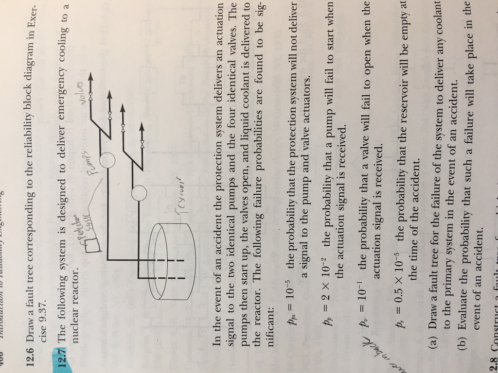 Solved: Request The Answer To 12.7. Book States Quesion (b ...