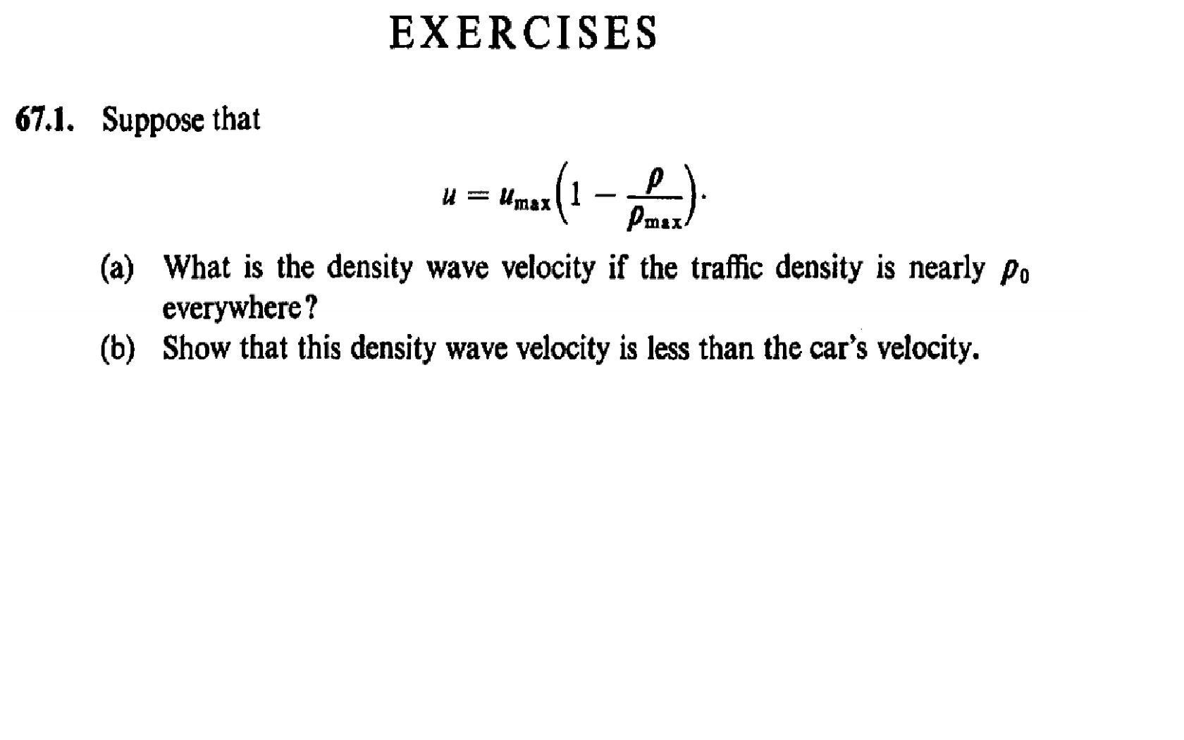 Solved: Solve Exercise 67.1 Page 327 On Pdf Math Models Ma ...