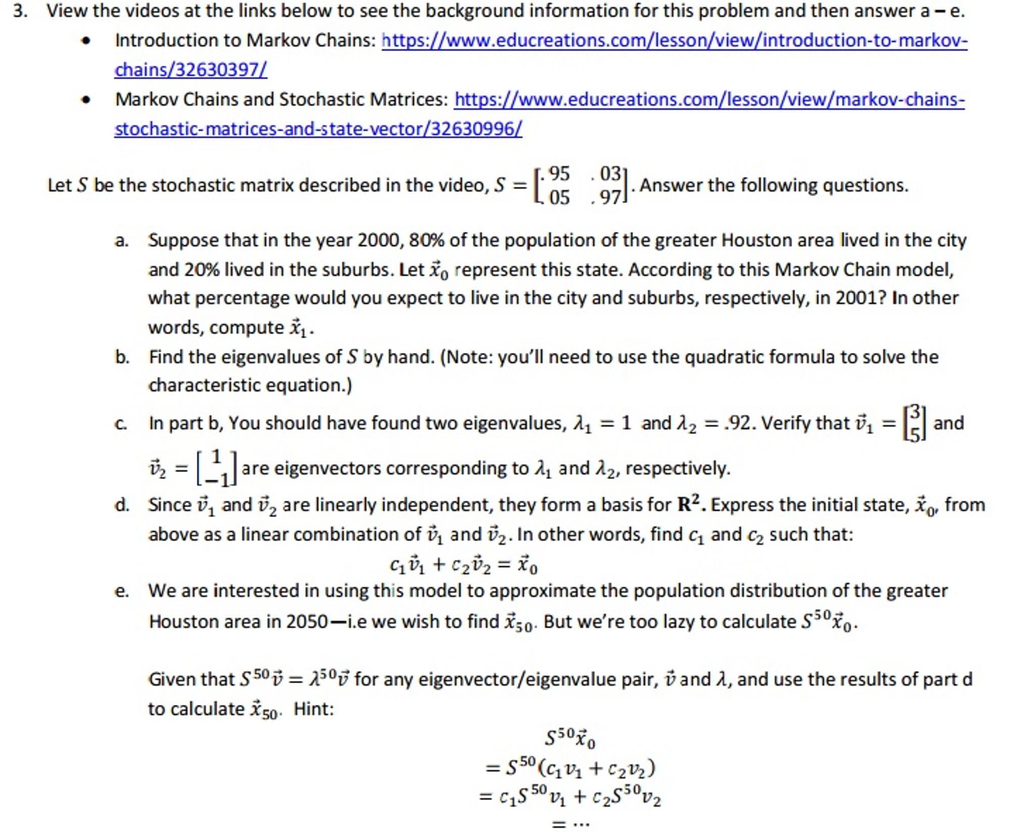Advanced Math Archive | November 22, 2016 | Chegg.com