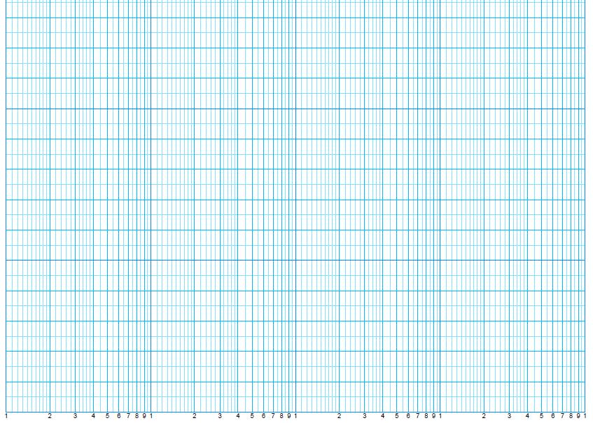 how to graph semi log paper koni polycode co
