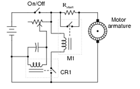 Solved motor starting part 1 dc motor starting and break onoff motor armature m1 motor starting part 1 dc asfbconference2016 Images