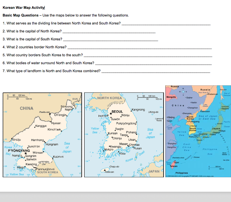 Solved: Use The Maps Below To Answer The Following Questio ...