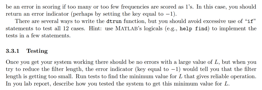3 3 DTMF Decode Function: Dtrun m The DTMF Decodin