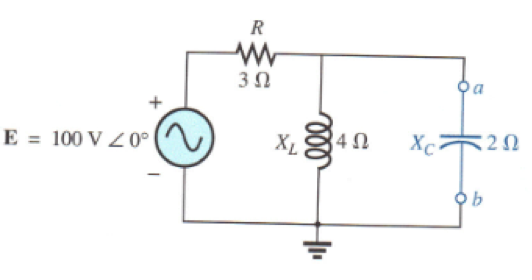 solved  find the thevenin equivalent circuit for the porti