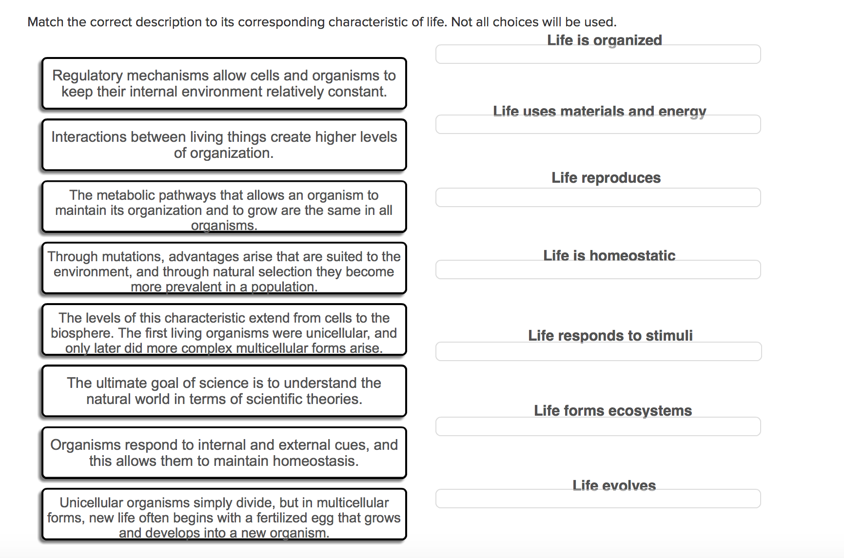 in the following columns match the hormone on the left with its source on the right Choosing wisely: more good clinical  resting left ventricular function is not a  some institutions respect the right of a patient to refuse testing after a.