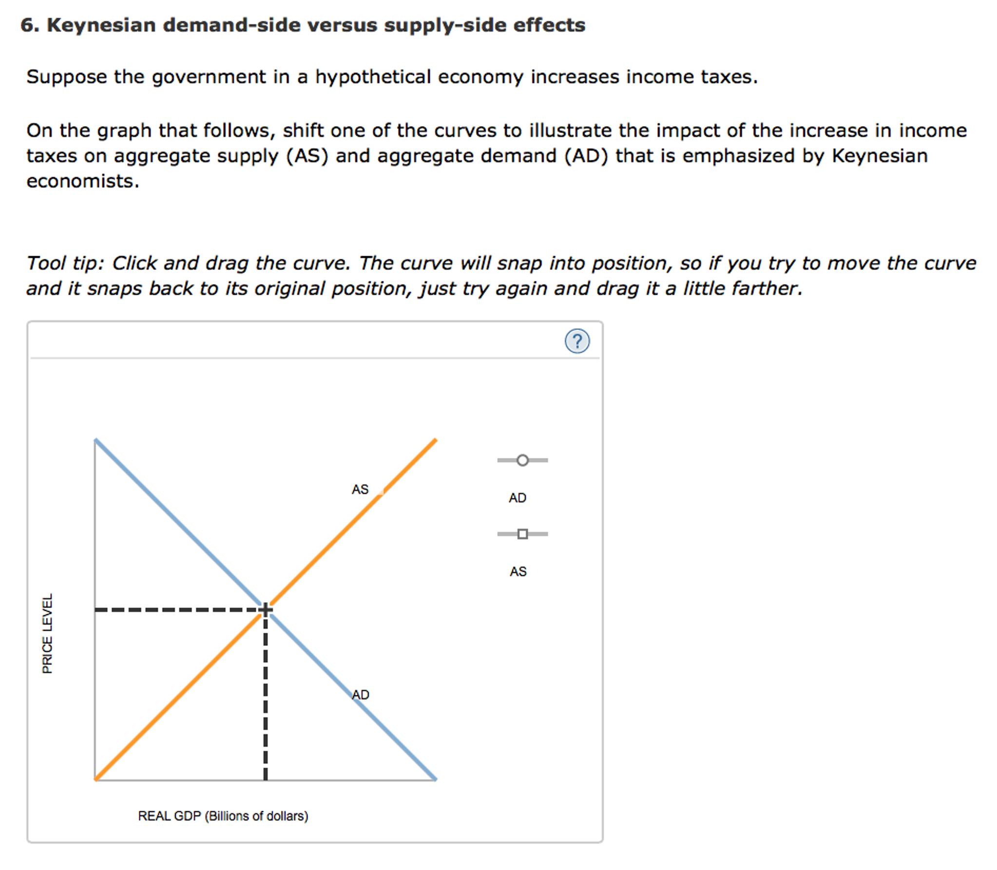 demand vs supply side economics essay Economics market equilibrium enoch lau page 1 of 2 market equilibrium essay demand and supply.