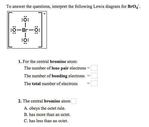 Solved To Answer The Questions Interpret The Following L
