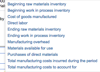 Solved Justine Industries Is Calculating Its Cost Of Good