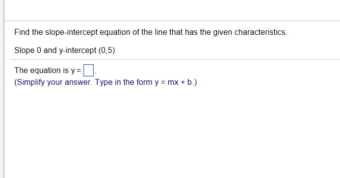 Solved Write An Equation In Standard Form Of The Line Pas