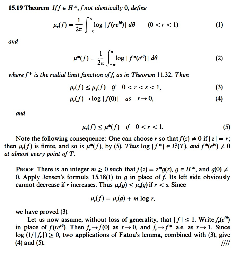 Solved: Book Title: Real And Complex Analysis – Walter Rud