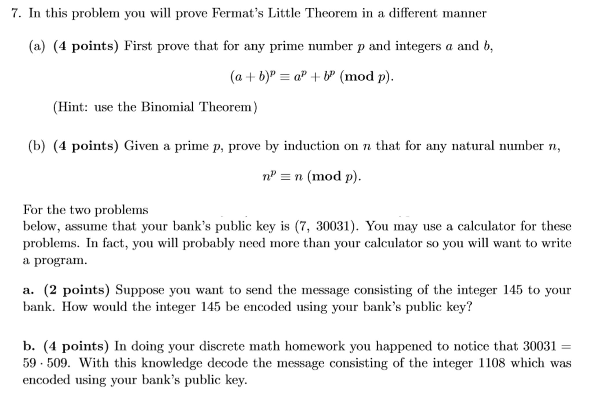 Prime number theorem.
