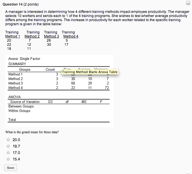 Solved: Statistics: 29 Questions - True/False & Multiple C