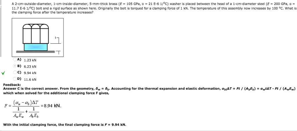 A 2 Cm Outside Diameter 1 Cm Inside Diameter
