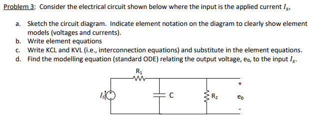 Circuit diagram notation trusted wiring diagram solved problem 3 consider the electrical circuit shown b circuit pattern circuit diagram notation ccuart Images
