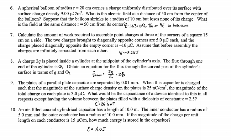 real problems physics magnetism