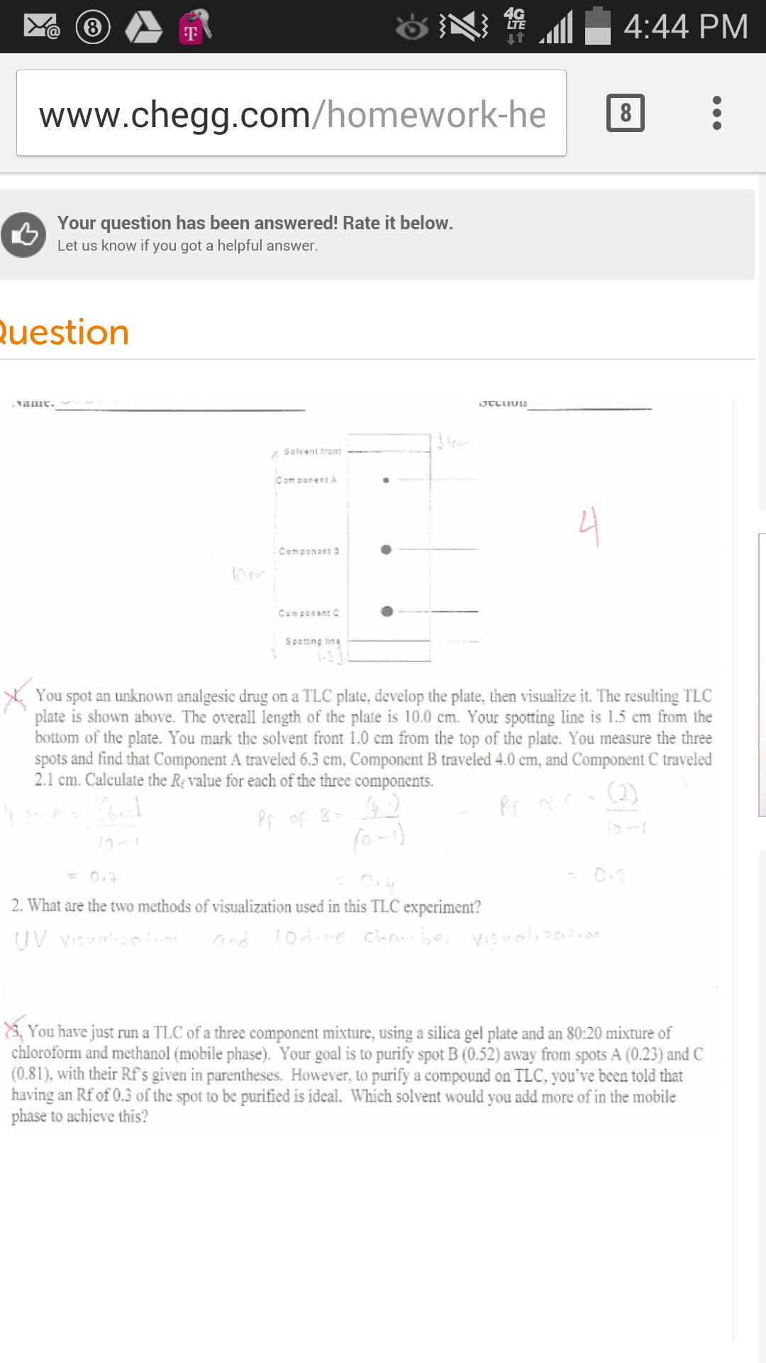 4g homework