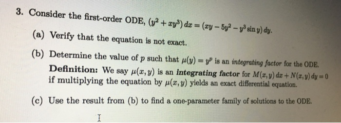 ode definition and characteristics