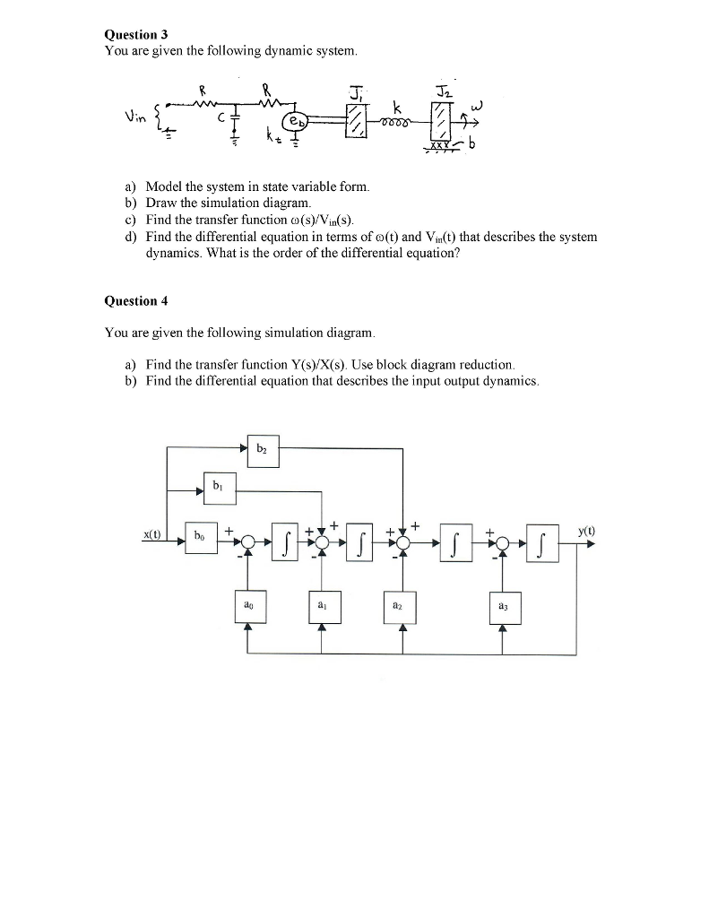 Nice transfer function block diagram inspiration electrical system fantastic block diagram reduction in control system examples ccuart Gallery