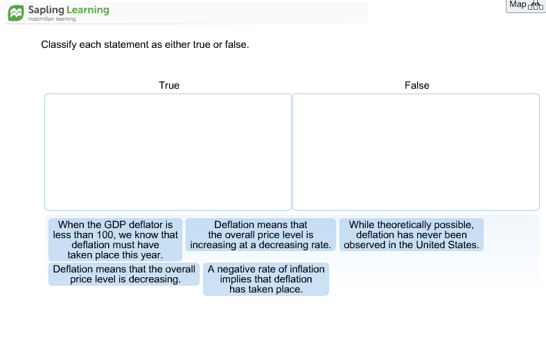 Solved Map Dd Sapling Learning Macmillan Learning Classif - What does map pricing mean