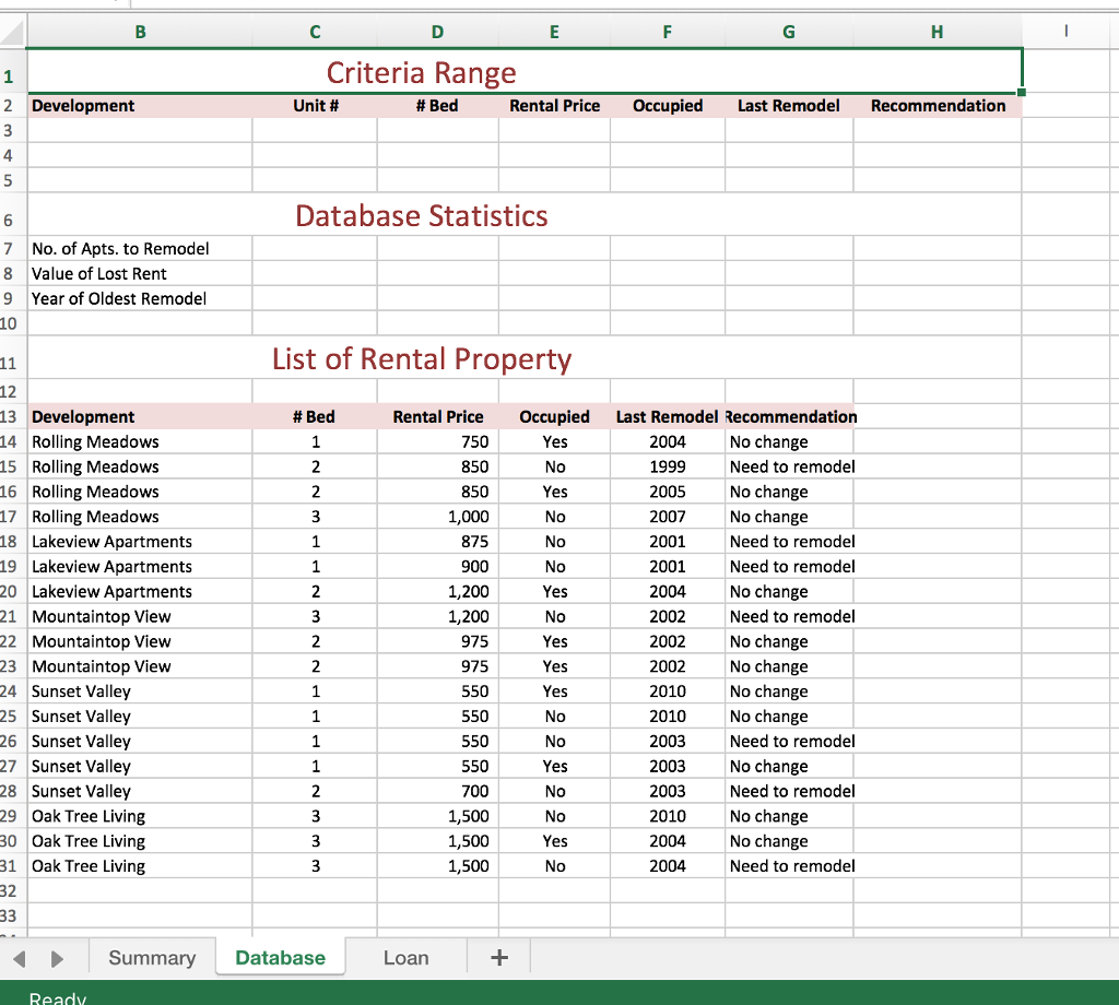 Solved: Office 2016 -myitlab: Grader Instructions Excel Pr