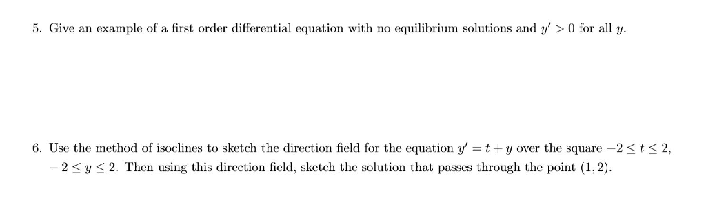 Solved As Asked Below In The Image Give An Example O