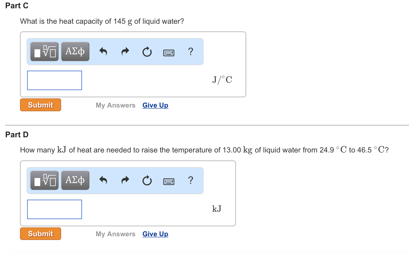 Chemistry Archive May 07 2016 – Heat and Its Measurement Worksheet Answers