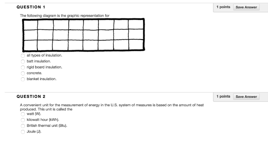 solved question 1 1 points save answer the following diagquestion 1 1 points save answer the following diagram is the graphic representation for all types