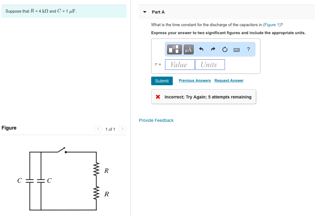 Physics archive april 06 2018 chegg suppose that r 4 k and c 1 f part a what fandeluxe Image collections