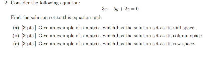 Equations with absolute value.