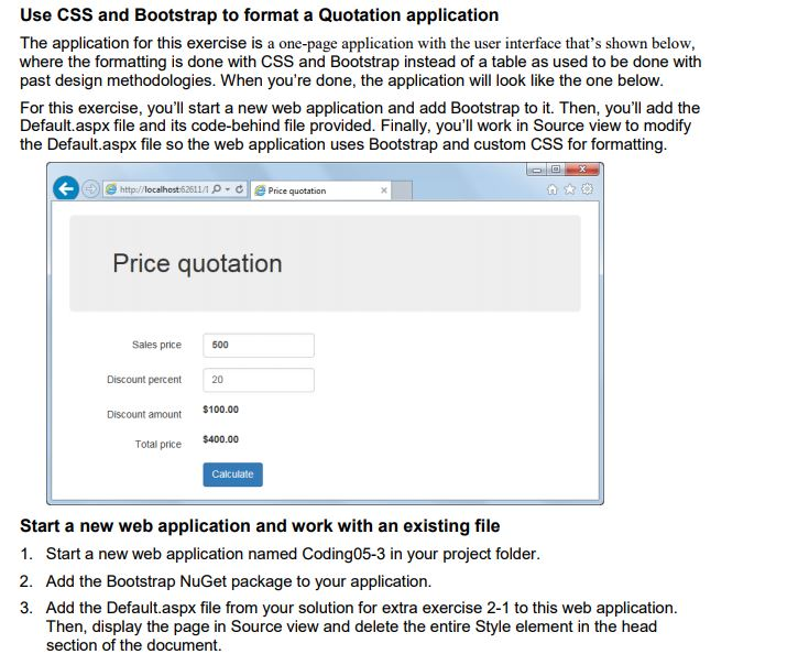 quotation format for computer sales