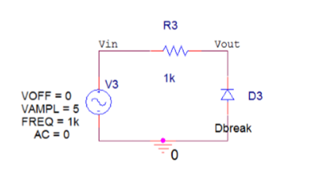 Circuit Diagram Of Clipper And Clamper | Solved Clipper And Clamper Circuit 1 Can Anyone Explain