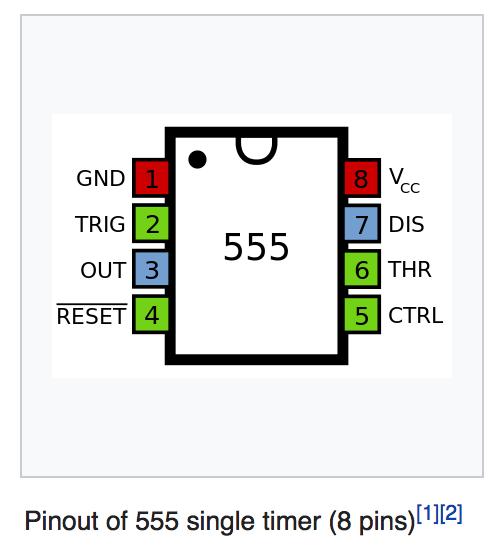This Is The 555 Timer This Is The 74163 Binary Cou Cheggcom