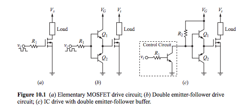 For An Appropriate MOSFET Model With Drain-source
