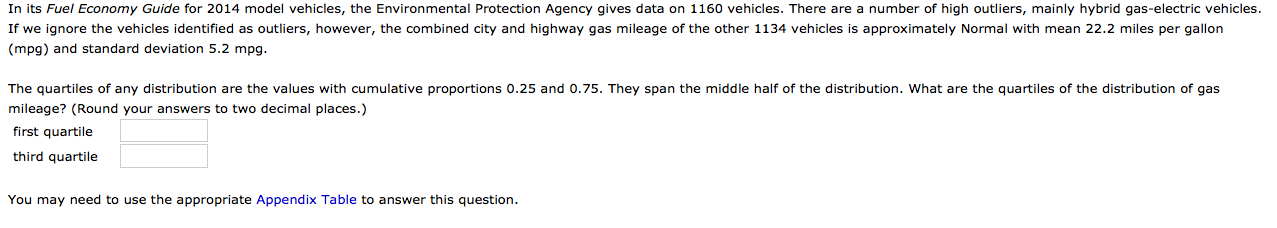 solved i need help solving the follow problem i would li rh chegg com Fuel Mileage Calculator 2014 fuel economy guide