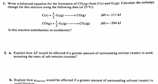 Balanced equation calculator