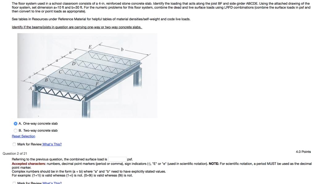 Floor Joists Over Concrete Slab