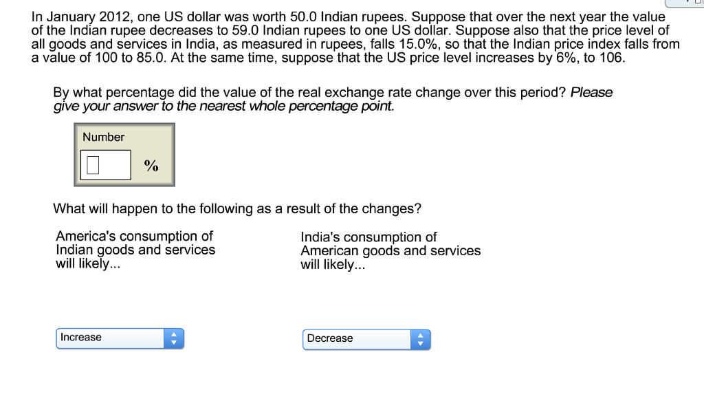 Economics archive february 08 2018 chegg in january 2012 one us dollar was worth 500 indian rupees suppose that over fandeluxe Images