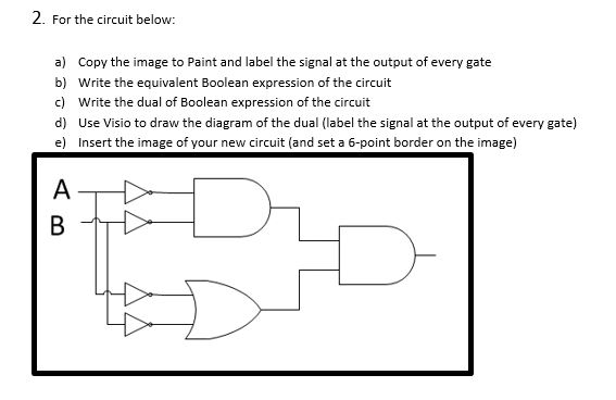 Solved: 2. For The Circuit Below: A) B) C) D) E) Copy The ... on draw a line graph, draw a bar chart, draw a chromatogram, draw a flow chart, draw a parallel circuit, draw a ticket, draw a closed circuit, draw a cross section,