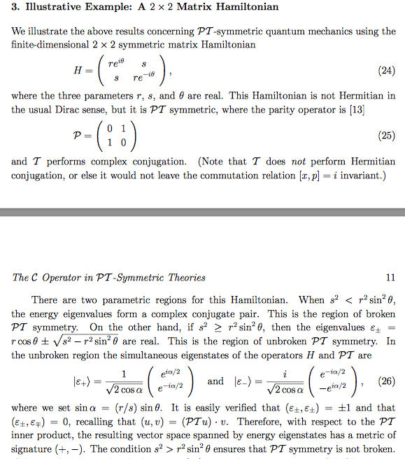 Solved: can verified that (ε±, ε±) = ±1 and that (ε±, ε.