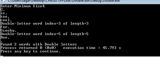 C Programming Problem