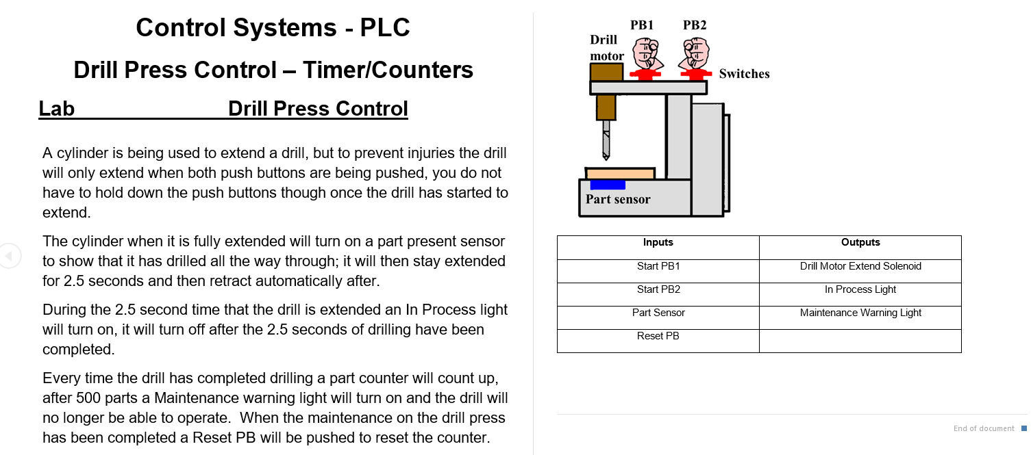Plc Wiring Diagram Cylinder Sequence Trusted Diagrams Output Solved Can I Get The Electrical And For This Furnace Ladder