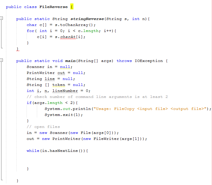 Solved: *JAVA DATA STRUCTURES* Assignment: Write A Program