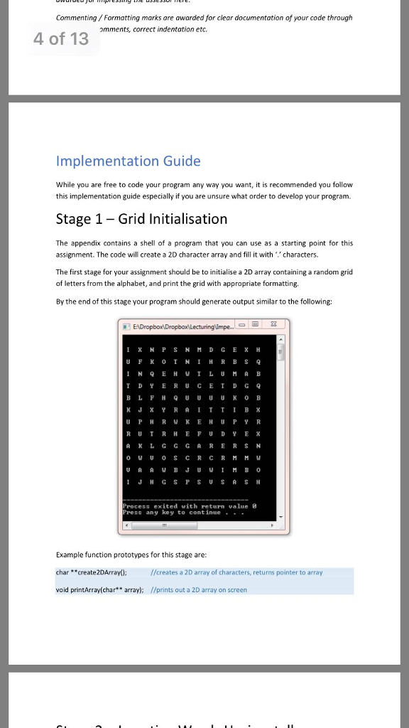 2 Of 13 Introduction A Word Search Puzzle Consists