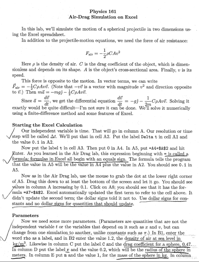 Solved Hello I Am Having Trouble With My Physics Lab Be