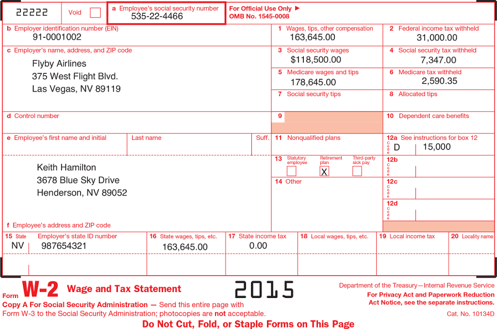 Solved Individual Tax Return Problem 1 Required Use The